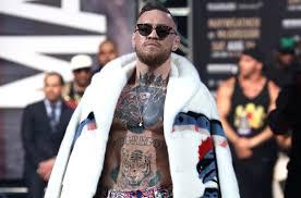 conor mcgregor s coat the story behind the boxer s ufc mink coat billboard