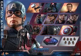 hot toys avengers endgame capn america 012