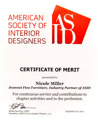 American Society Of Interior Design (ASID) Los Angeles Chapter