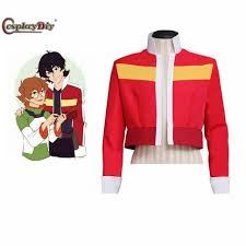 Cosplaydiy <b>Anime Voltron:Legendary Defender</b> Keith Red Cosplay ...