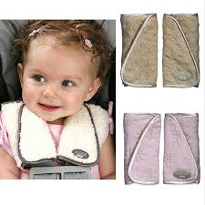 baby car seat strap covers baby stroller seat belt shoulder pads cover for car safety belt baby car seat strap