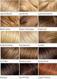 Shades Of Blonde Hair Dye Chart Blonde Hair Shades Hair