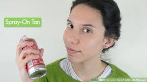 image led look good without makeup step 18