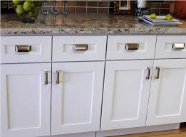Awesome White Shaker Style Cabinet Doors Shaker Kitchen Cabinets