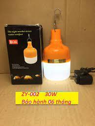 Bảng giá Bóng đèn LED sạc tích điện 30w, bóng đèn tích điện 2 chế độ