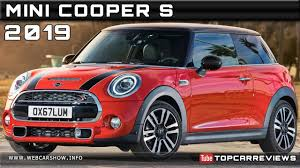 2019 MINI COOPER S Review Rendered Price Specs Release Date - YouTube