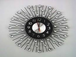 Small Picture Wall Clock Condo Living Room Ideas Pinterest Modern Wall