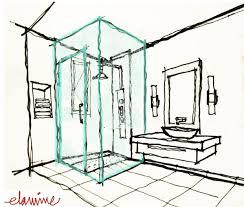 open door drawing perspective. Stunning Bathroom Plans Sketches Interior Design Pict Of Open Door Drawing  Perspective Ideas And Styles Open Door Drawing Perspective B