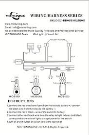 wiring harness diagram for led light bar wiring diagram and hernes totron light bar wiring harness 120w