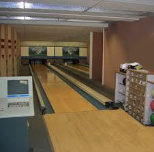 White House Bowling Alley