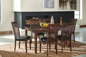 mallenton dining room table and chairs set of 7 by ashley furniture kloss furniture and mattress