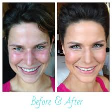 today s makeover monday goes to our lovely swiss bride who went with our delux treatment which includes a spray tan and airbrush makeup to have her looking