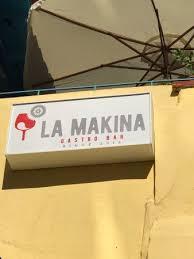 Resultado de imagen de restaurante la makina la habana