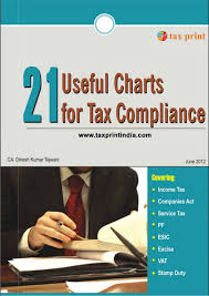 21 Tax Compliance Charts