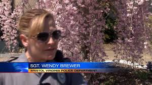 WCYB - Sergeant Wendy Brewer and Officer Kegan Bostic... | Facebook