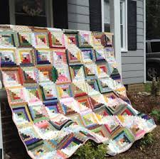 Log Cabin Quilt Patterns Delectable Make Yourself At Home 48 Cozy Log Cabin Quilt Patterns