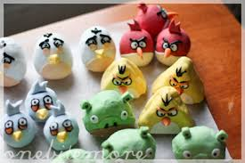 Angry Birds Cake Balls onebitemore