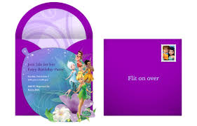 plan a pixie dusted disney fairies birthday party disney fairies online invitation