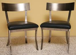 Furniture. Chic Modern Klismos Chair ...