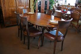 reclaimed wood oval dining table with absolutely ideas all room tables remodel 16