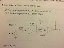 component solving op amp circuits circuit ysis non what is the output voltage of this thumbnail