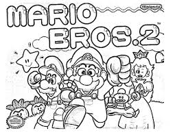 Super Mario Coloring Pages Anniversaire Mario Pinterest Mario