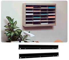 wall mounted office. Wall Mounted Paper Organizer Stagger Mail Sorter Google Search ID Projects Koret Home Design 2 Office