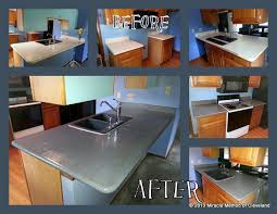 we love saving our customers money on replacement we saved this customer in beachwood oh thousands by refinishing his counter tops