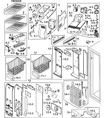 Samsung refrigerator parts model rs264abshxaa0000 sears on samsung refrigerator schematics for samsung refrigerator parts model rs264abshxaa0000