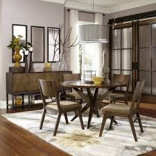 legacy classic kateri round pedestal table dining set