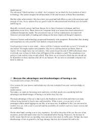 Ielts Essay Example Of A Discussion Writing Model Opinion Template
