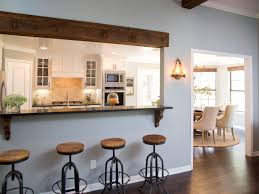 Kitchen To Dining Room Pass Through Home Design Popular Cool With