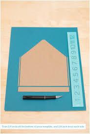 Envelope Liner Tutorial The Budget Savvy Bride
