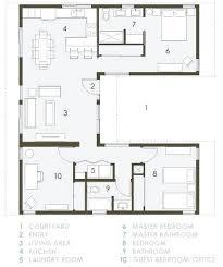 3 Bedroom Open Floor House Plans Creative Design Cool Decorating Design