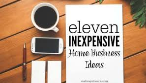 great work at home business ideas. 11 inexpensive home business ideas great work at