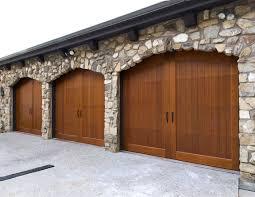 wood garage doorsCustom Garage Doors Chandler  Wood Glass Steel  Copper
