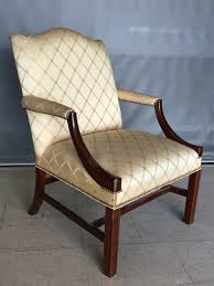 oval office chair. Oval Office Chair, Open Arm Chair With Diamond Pattern - Warner Bros. Property Department