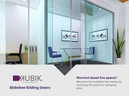 office sliding door. Enhance The Work Space, Switch To Slideline Sliding Doors For Office Door