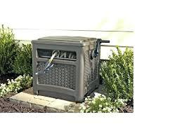 garden hose caddy. Garden Hose Storage Walmart Water Reel Sturdy Plastic Outdoor Hideaway . Caddy