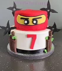Lego ninjago birthday .. it does come... - Debbra Jane Cakes