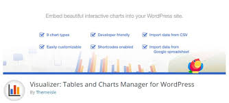 8 Best Free Chart And Graph Plugins For Wordpress To