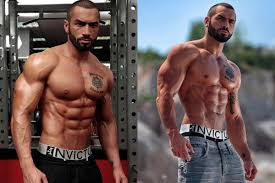 abs king lazar angelov workout and t
