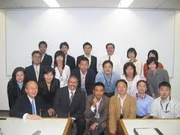Lee and John's visit in Tokyo (Sept. 12-15/2006) - WSE JAPAN