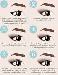 a cat eye eyeliner flick beautiful monolideyestutorial