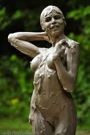 378 best nude in mud images on Pinterest