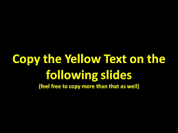 copy this persepolis chapter the veil p ppt  2 copy the yellow text on the following slides feel to copy more than that as well