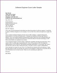 Engineering Cover Letter Examples Chemical Entry Level Writing