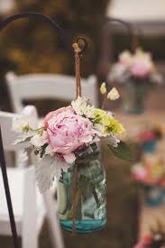Mason Jar Table Decorations Wedding 100 Apart DIY Weddings How To Make Hanging Mason Jar Flower Vases 40