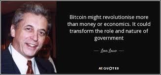 Bitcoin Quote Inspiration Bitcoin Quote Steemit