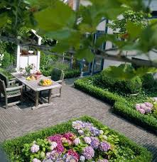 Cottage Garden Design Mesmerizing Courtyard Gardens How To Get The Wow Factor All Year Round